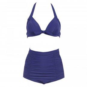 Raintropical 2017 New Sexy Halter Top Bikinis Women Swimwear Push Up Female Swimsuit