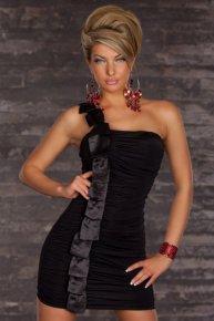 black lingerie corsets