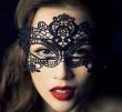 2016 New Girls Women Sexy Ball Lace Mask Catwoman Masquerade Dancing Party Eye Mask
