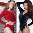 Women Overalls Long Sleeve Jumpsuit Romper Female Autumn Velvet Bodycon Bodysuit Plus Size 2019 Deep V Neck Red Bodysuits