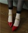 New 3D girls high heel ballerina foot feet fetish sculpture model footjobs toys