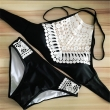 Push Up Swimwear Female 2017 Summer Women Sexy Bikini Set lace Swimsuit Beachwear