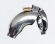 Discount New Limited Male Chastity Belt Penis Rings Stainless Steel Lengthened Male