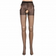 1 PC Sexy Women Open Crotch Sheer Pantyhose Silk Lace Stockings Tights Thin Stocking