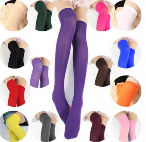 Velvet sexy silk stockings in thick silk stockings appeal free size 15 colors