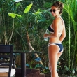 2017 Sexy Women Bikini Set Bandage Swimwear Swimsuit Bathing Beachwear Padded Summer