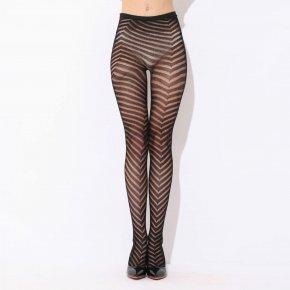 High-grade stripe thin silk stockings sexy taste perspective 2014 new pantyhose