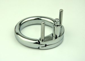 40 /45/50 MM Choose Male Chastity Belt Accessories Cock Cage Metal Cock Ring Adult