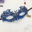 Mysterious Angel Lace Mask Halloween Party Sexy Mask Lace Mask Masquerade Mask Dress