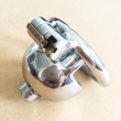 New Super Small Male Chastity Device 40MM Adult Cock Cage With Urethral Catheter