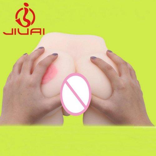 Beauty Dauble Realistic Big Hip Ass Male Masturbators Inflatable Love Sex Doll