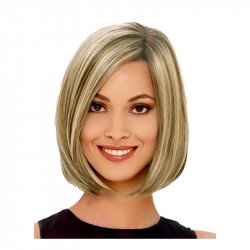 Short Wigs Bob Hair Wigs Cosplay Daily Party Wig for Women Natural As Real Hair+