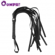 Oomph! Brand Leather Riding Crop Sex Whip Aids Spanking BDSM Bondage Paddle Slave