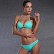 NEW Sexy Bikinis Women Swimsuit 2016 Push Up Swimwear Female Bikini Set Halter Top