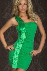 green lingerie corsets