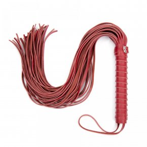 Top Fashion New Arrival Sexy Pu Leather Whip SM Flog Spank Paddle Beat Submissive