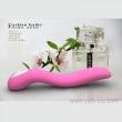 Pink mini vibrator AV Magic Wand Massager, Sex ProductsVibrators,USB Rechargeable