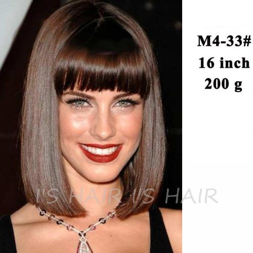 "12""Short Bob Wig for Women Synthetic Wigs for Black Women Female Cheap Bob Fake"