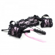 Event Party Game Party Sexy Lace Eye Mask Lace Handcuff Whip Patch Blindfold