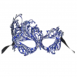 New Sexy Colorful Bronzing Lace Mask Half Face Party Wedding Mask Fashion Dance
