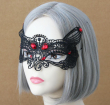 1PCS Sexy Black Lace Mask Halloween Eye Face Masks For Masquerade Party Mask Saw