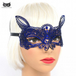Mysterious Angel lace halloween Ball mask cute silver Mysterious Angel New Sexy