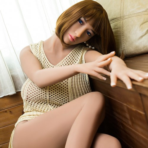 2019 New Korean Student Face 168cm Doll with Big Breast Crazy Body