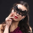 Not stereotypes Small White Black bat Lace Party Sexy Mask Masquerade Mask Dress
