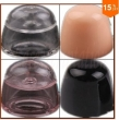 silicone glans penis extender delay penis sleeve sex cock rings
