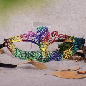 PMYUMAO Halloween Party Mask Sexy Ladies Lace Masks For Couples Temptation Supplies