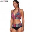 JOYMODE 2017 Swimwear Women Push Up Brazilian Bikini Set Padded Swim Swimsuit Croche