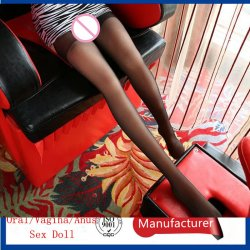 All the silica gel 3d skeleton legs big doll inflatable 110 cm entity doll legs
