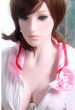 2013 Hot sale Sexy silicone sex doll
