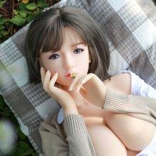 140cm Cute Small Silicone TPE Student Love Doll