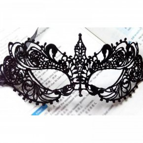 Masque Halloween Mask Sexy Black Lace Mask For Masquerade Party Anonymous Venetian