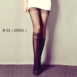 Amazing Spring Summer Women Tights Black Sexy Tattooed Stockings Trendy Fashion