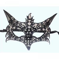 2Pcs Fox Animal Face Sexy Masks Anonymous Mask Cosplay Carnival Masquerade Ball