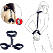 Erotic Sex Toys Games For Couples Woman Sexy Lingerie Handcuffs Collar For Sex Adult Bdsm Bondage Rope Exotic Accessories