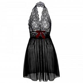 Women Sexy Lingerie Corset With G-string 2 Piece Set Dress Underwear Sleepwear Plus