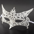 1PC Halloween Masquerade Sexy Hollow Make-up Party Masks Half Face Lace Foxes Part