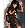 MOONIGHT hot sales Sexy Lingerie Women Erotic Lingerie Dress Nightwear Sexy Bab