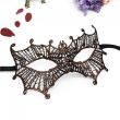 PF Lace Mask Sexy Women Party Masks Halloween Masquerade Lace Masks Spider Shape