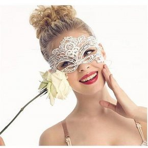 6 Style Option Venetian Party Mask Anonymous Sexy Masks Masque Lace Black Eye Face