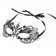 FESTNIGHT 1PCS Black Women Sexy Eye Mask Party Mask For Masquerade Halloween Venetia