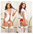 Women Sexy Nurse Costume Hot Erotic Underwear Role Play Games Women Erotic Lingerie Female Sexy Underwear lenceria Uniform