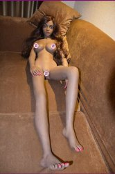Hot Black Lady Sex Doll