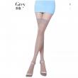 Sexy Women Fashion Ultrathin Lace Top Sheer Thigh High Silk Stockings Long totoro