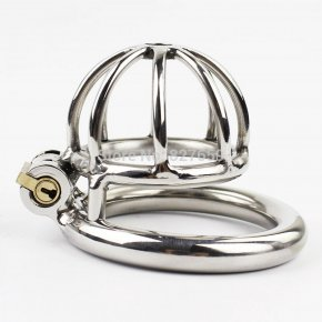 New Super Small Male Chastity Device 30MM Adult Cock Cage BDSM Sex Toys Stainless