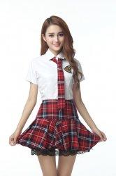 Teasing Schoolgirl Costume
