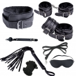 Bed Restraints Bondage Love Cuff Bed Restraint System Including Hand Cuffs